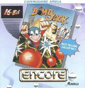 Bomb Jack per Amiga