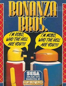 Bonanza Bros per Amiga