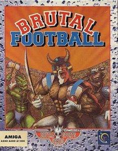 Brutal Sports Football per Amiga