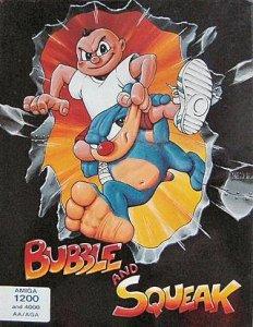Bubble and Squeak per Amiga