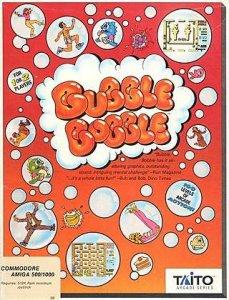Bubble Bobble per Amiga