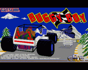 Buggy Boy per Amiga