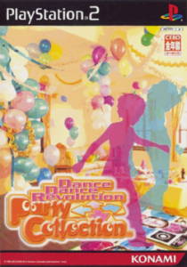 Dance Dance Revolution Party Collection per PlayStation 2