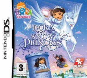 Dora Saves Snow Princess per Nintendo DS
