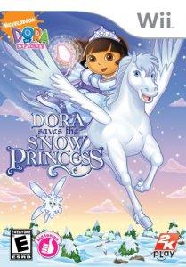 Dora Saves Snow Princess per Nintendo Wii