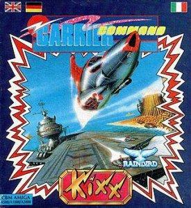 Carrier Command per Amiga