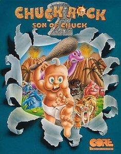 Chuck Rock 2 per Amiga