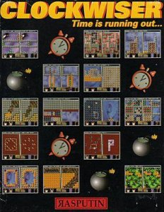 Clockwiser: Time is Running Out... per Amiga