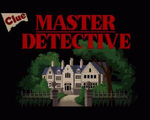 Clue: Master Detective per Amiga