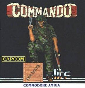 Commando per Amiga