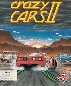 Crazy Cars II per Amiga