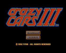 Crazy Cars III per Amiga