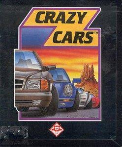 Crazy Cars per Amiga