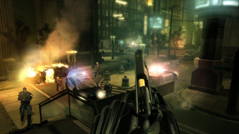 Deus Ex: Human Revolution, contenuti esclusivi da sbloccare su Facebook