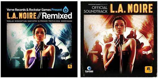 La colonna sonora di L.A. Noire in due versioni su iTunes