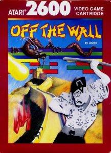Off The Wall per Atari 2600