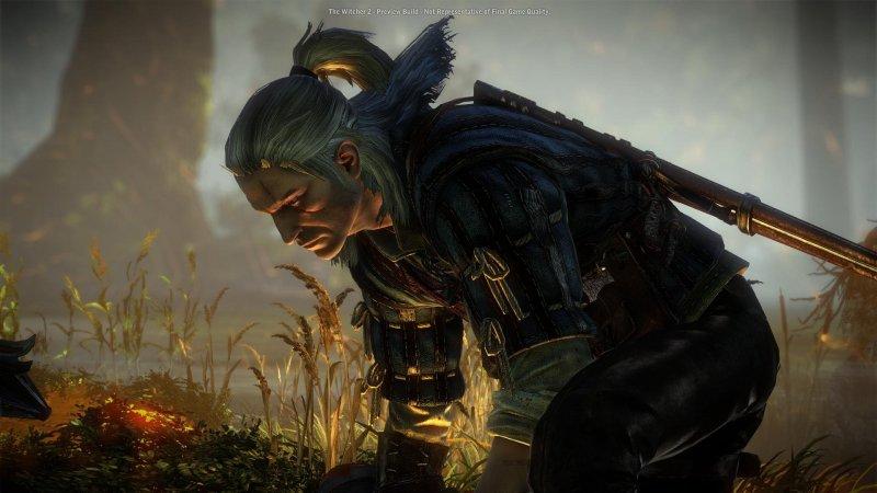 CD Project ha impiegato un anno e mezzo a creare Geralt