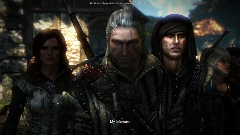 CD Projekt pensa ad espansioni per The Witcher 2