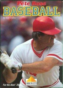 Pete Rose Baseball per Atari 2600