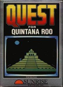Quest For Quintana Roo per Atari 2600