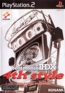 Beatmania II DX 4th Style: New Songs Collection per PlayStation 2