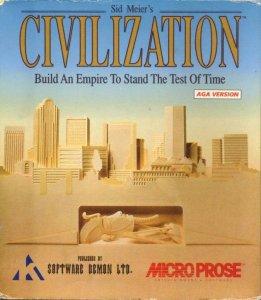 Sid Meier's Civilization per Amiga