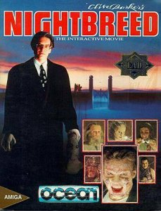 Clive Barker's Nightbreed: The Interactive Movie per Amiga