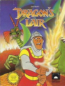 Dragon's Lair per Amiga