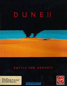 Dune II: The Building of a Dynasty per Amiga