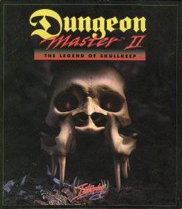 Dungeon Master II: The Legend of Skullkeep per Amiga