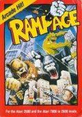 Rampage per Atari 2600