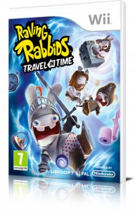 Raving Rabbids: Travel in Time per Nintendo Wii