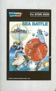 Sea Battle per Atari 2600