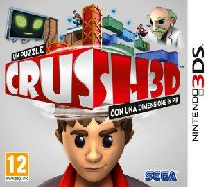 Crush 3D per Nintendo 3DS