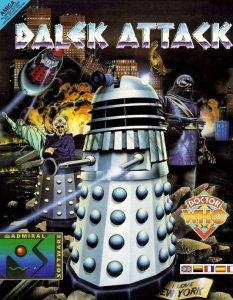 Dalek Attack per Amiga