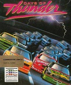 Days of Thunder per Amiga