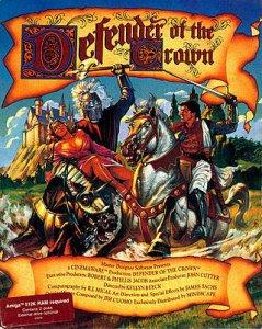 Defender Of The Crown per Amiga