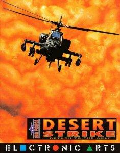 Desert Strike - Return to the Gulf per Amiga