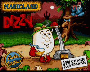 Dizzy: Magicland per Amiga