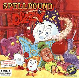 Dizzy: Spellbound per Amiga