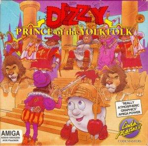 Dizzy: Prince of the Yolkfolk per Amiga