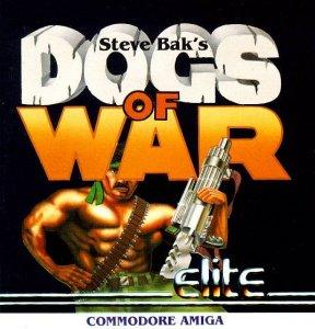 Dogs of War per Amiga