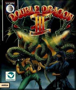 Double Dragon III: The Rosetta Stone per Amiga