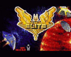 Elite per Amiga