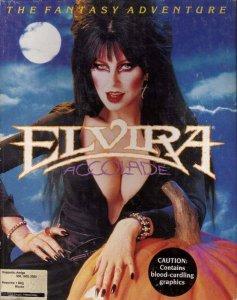 Elvira: Mistress Of The Dark per Amiga