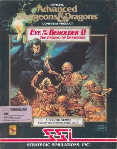 Eye of the Beholder II: The Legend of Darkmoon per Amiga