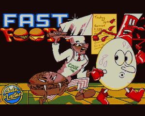Fast Food per Amiga