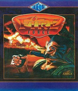 Fire Force per Amiga
