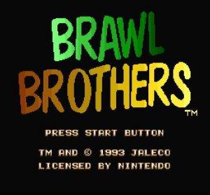 Brawl Brothers per Nintendo Wii