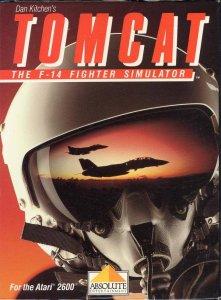 Tomcat: The F-14 Fighter Simulator per Atari 2600